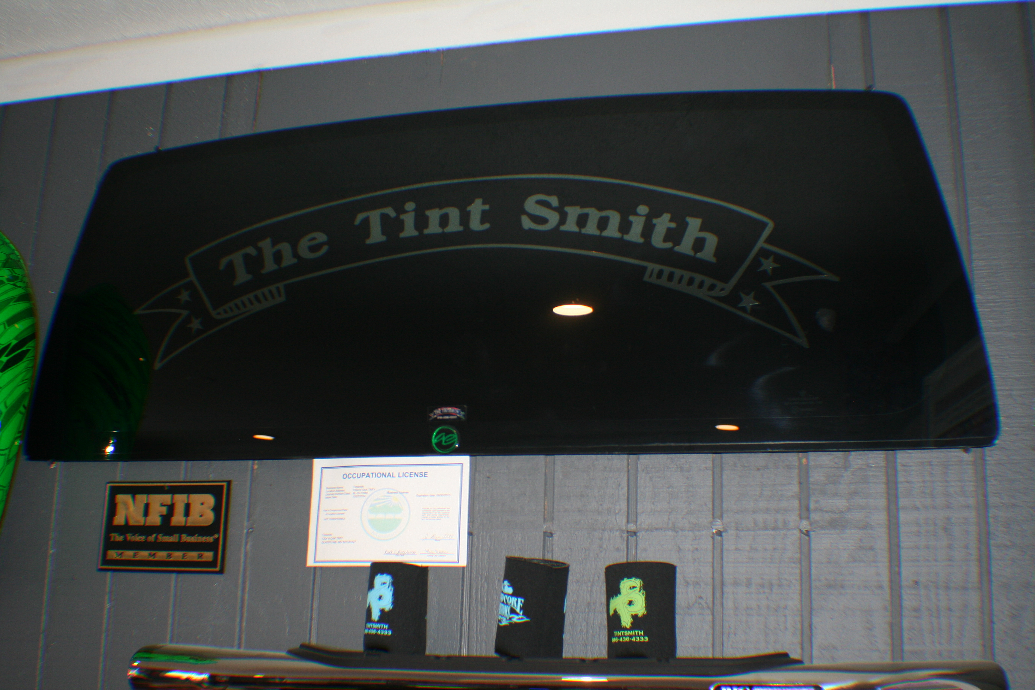 How Is The Film Supplied Tintsmith