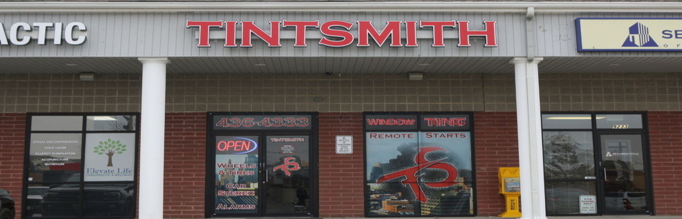 Tintsmith Window Tinting Kansas City